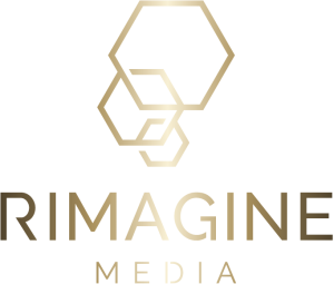 rimagine media Logo